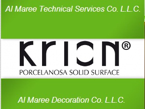 Al Maree Decoration Co. LLC - KRION