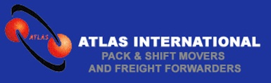 Atlas International Pack and Shift Movers Logo