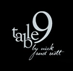 Table9 by Nick and Scott Logo