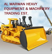 Al Marwan Heavy Equipment and Machinery Trading Est