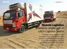 Mohebi Logistics - Freight Forwarding - Jebel Ali Freezone