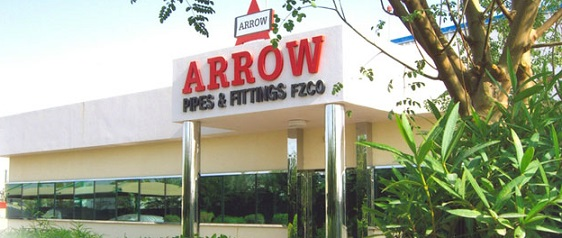 Arrow Pipes & Fittings FZCO - Pipes, Fittings, Flanges, Valves