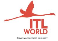 ITL World Tourism & Travel (Reelax Events) - Dubai Media City Logo