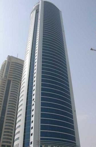 Al Rostamani Tower ( Number One Dubai Marina ) - Commercial
