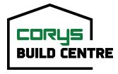 Corys Build Centre