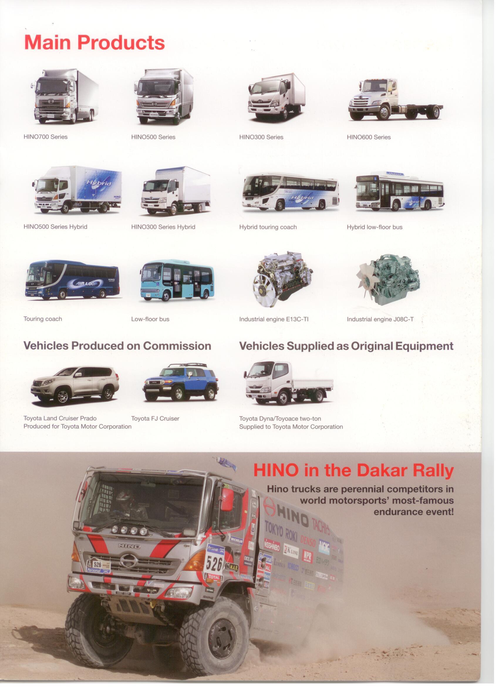 Al Futtaim Motors - Hino - Truck Dealers - Sharjah Industrial Area - Sharjah | citysearch.ae