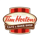 Tim Hortons - Al Seef Village Mall Logo