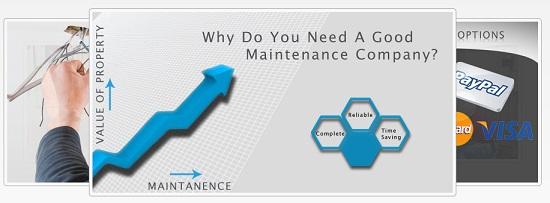 Homeworks General Maintenance - AC Repairs and Maintenance