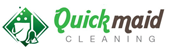 Quick Maid Cleaning Services Logo