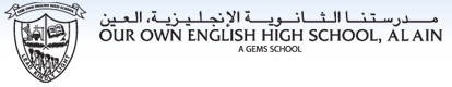 Our Own English High School Al Ain