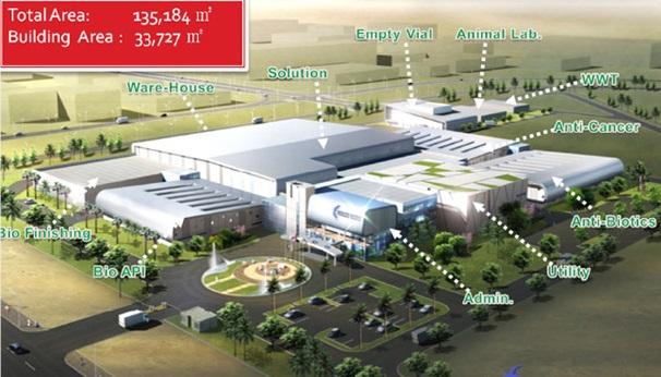 Emirates Biotech Pharmaceutical Factory LLC