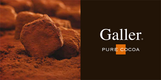 Galler Chocolate Logo